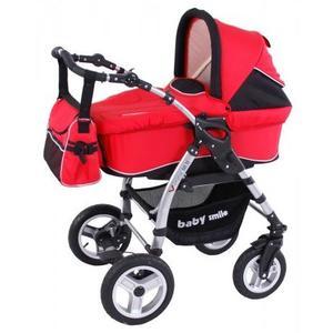 V-Max, wózek marki Baby Smile - zdjęcie nr 1 - Bangla