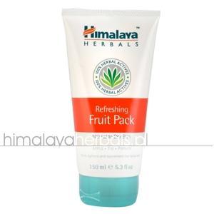 Refreshing Fruit Pack normal to dry skin, Odżywcza maseczka owocowa marki Himalaya - zdjęcie nr 1 - Bangla