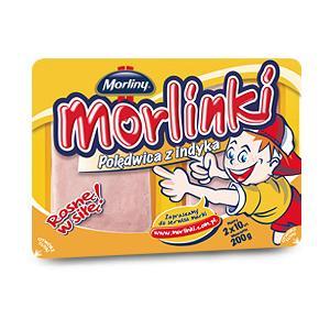 Morlinki, Polędwica z indyka marki Morliny - zdjęcie nr 1 - Bangla