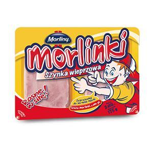 Morlinki, Szynka wieprzowa marki Morliny - zdjęcie nr 1 - Bangla