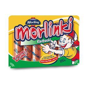 Morlinki, Kiełbaski marki Morliny - zdjęcie nr 1 - Bangla