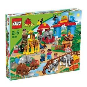 Duplo, Lego Ville, Duże ZOO w mieście, 5635 marki Lego - zdjęcie nr 1 - Bangla
