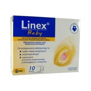 Linex Baby marki Lek - zdjęcie nr 1 - Bangla