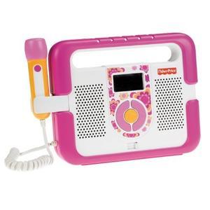 Odtwarzacz MP3 z mikrofonem marki Fisher Price - zdjęcie nr 1 - Bangla