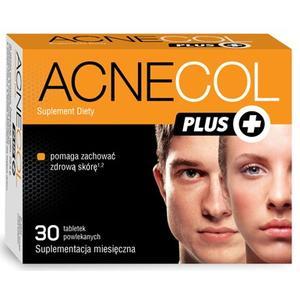 Acnecol Plus, Tabletki na trądzik i pryszcze marki Colfarm - zdjęcie nr 1 - Bangla