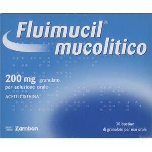 Fluimucil, granulat marki Zambon - zdjęcie nr 1 - Bangla