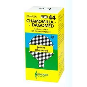 44 Chamomilla, Bolesne ząbkowanie marki Dagomed - zdjęcie nr 1 - Bangla
