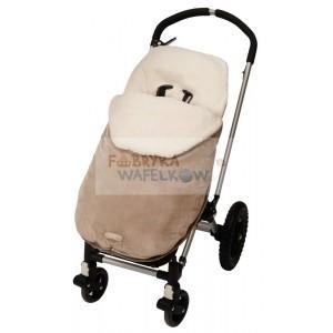 Śpiworek Orginal do nosidełek i wózków - duży marki JJ Cole Collections - zdjęcie nr 1 - Bangla