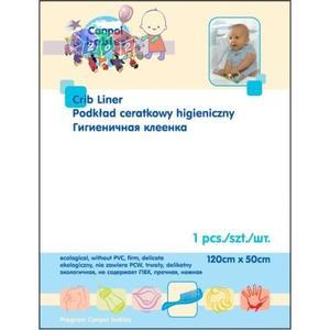 Podkład ceratkowy higieniczny, 10/100 marki Canpol babies - zdjęcie nr 1 - Bangla