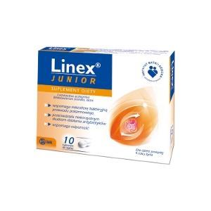 Linex Junior, tabletki do ssania marki Sandoz - zdjęcie nr 1 - Bangla