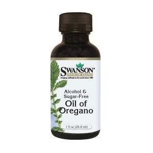 Oil of Oregano, krople marki Swanson - zdjęcie nr 1 - Bangla