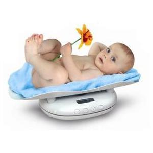Cyfrowa waga dla dzieci oraz do kuchni marki Abakus Baby - zdjęcie nr 1 - Bangla