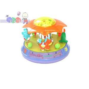 Muzyczna lampka dla dziecka na stolik lub szafkę nocną, 5056 / 5055 marki Baby Mix - zdjęcie nr 1 - Bangla