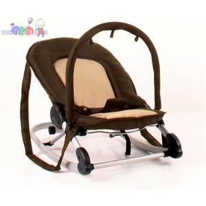 Leżaczek bujaczek dla niemowląt Ultra Comfort marki Kees - zdjęcie nr 1 - Bangla