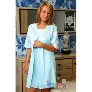 Nocna koszula do karmienia R062 marki Regina - zdjęcie nr 1 - Bangla