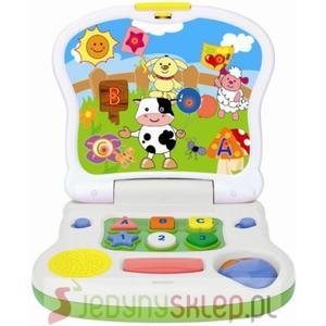 Laptop Krówka 8071 marki Smily Play - zdjęcie nr 1 - Bangla