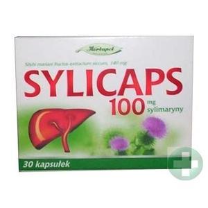 Sylicaps 100 marki Herbapol Lublin - zdjęcie nr 1 - Bangla