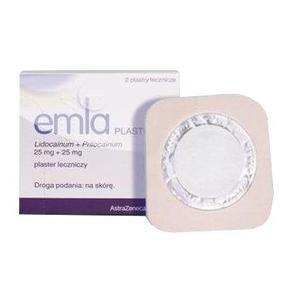 EMLA plaster marki AstraZeneca - zdjęcie nr 1 - Bangla