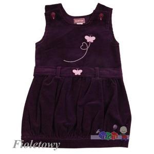 Sukienka sztruksowa, 14033 marki Bartex - zdjęcie nr 1 - Bangla