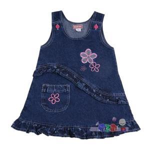 Jeansowa sukienka, 14034 marki Bartex - zdjęcie nr 1 - Bangla