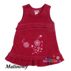 Sukienka ze sztruksu, 14035 marki Bartex - zdjęcie nr 1 - Bangla
