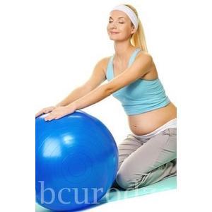 Piłka Gimnastyczna dla kobiet w Ciąży MyBall marki Togu - zdjęcie nr 1 - Bangla
