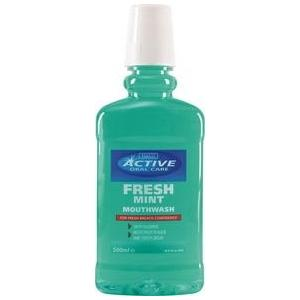 Active Oral Care, Fresh mint, Płyn do płukania ust marki Beauty Formulas - zdjęcie nr 1 - Bangla