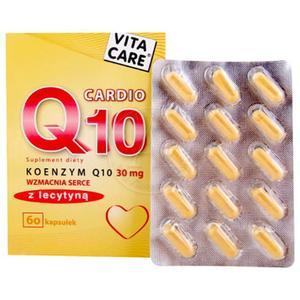 Cardio Q10 Koenzym z lecytyną marki Vita Care - zdjęcie nr 1 - Bangla