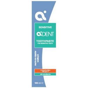 Adent Sensitive pasta do zębów wrażliwych z aminofluorkiem marki Pollena Eva - zdjęcie nr 1 - Bangla