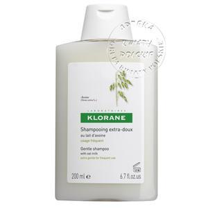 Szampon na bazie mleczka z owsa marki Klorane - zdjęcie nr 1 - Bangla