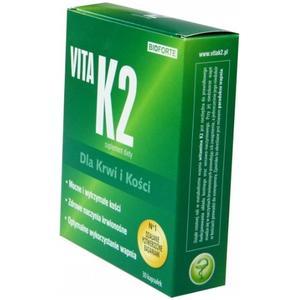 Vita K2 marki Bioforte - zdjęcie nr 1 - Bangla