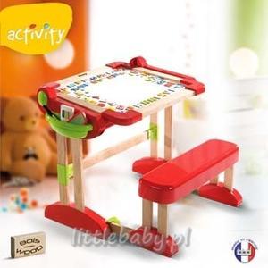 Biurko Tablica Stolik Stół wielofunkcyjny, 28014 marki Smoby - zdjęcie nr 1 - Bangla