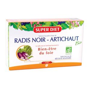 Radis Noir Artichaut, ampułki marki Super Diet - zdjęcie nr 1 - Bangla