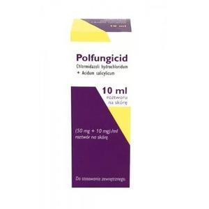 Polfungicid, płyn marki ICN Polfa - zdjęcie nr 1 - Bangla
