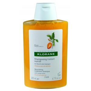 Szampon odżywczy z wyciągiem z mango marki Klorane - zdjęcie nr 1 - Bangla