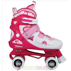 Barbie Wrotki Lil Girl 990045 marki Dino Bikes - zdjęcie nr 1 - Bangla