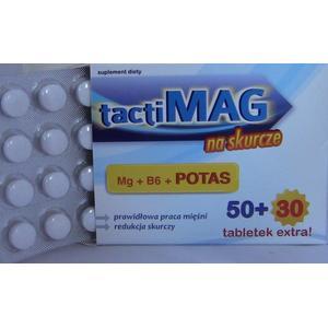TactiMag na skurcze, tabletki marki Tactica - zdjęcie nr 1 - Bangla
