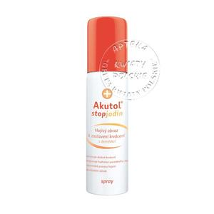 Akutol Stop Jodin spray marki Salus International Sp. z o.o. - zdjęcie nr 1 - Bangla