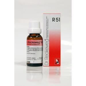 R51 Krople przeciw nadczynności tarczycy marki Dr. Reckeweg - zdjęcie nr 1 - Bangla