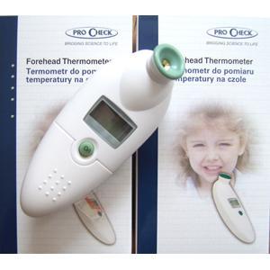 Pro Check FR 1DB1 skroniowy bezdotykowy termometr na podczerwień marki Microlife - zdjęcie nr 1 - Bangla