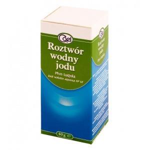 Lugola, Iodi solutio aquosa, roztwór wodny jodu marki Coel - zdjęcie nr 1 - Bangla