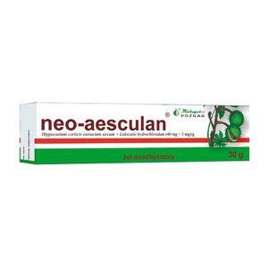 Neo-Aesculan, żel marki Herbapol Poznań - zdjęcie nr 1 - Bangla