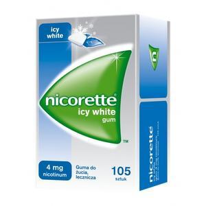 Nicorette Icy White Gum marki Pfizer - zdjęcie nr 1 - Bangla