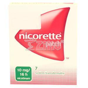 Nicorette Patch, plastry marki Pfizer - zdjęcie nr 1 - Bangla