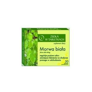 Morwa Biała, tabletki marki Colfarm - zdjęcie nr 1 - Bangla