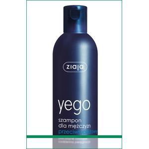 Yego, szampon dla mężczyzn przeciwłupieżowy marki Ziaja - zdjęcie nr 1 - Bangla