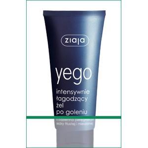 Yego, intensywnie łagodzący żel po goleniu marki Ziaja - zdjęcie nr 1 - Bangla