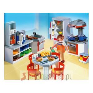 Duża Kuchnia 4283 marki Playmobil - zdjęcie nr 1 - Bangla