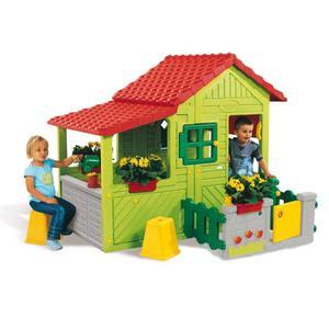 Domek Ogrodowy dla dzieci Floralie Anty UV, 310040 marki Smoby - zdjęcie nr 1 - Bangla