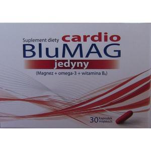 BluMAG jedyny Cardio marki Hasco-Lek - zdjęcie nr 1 - Bangla